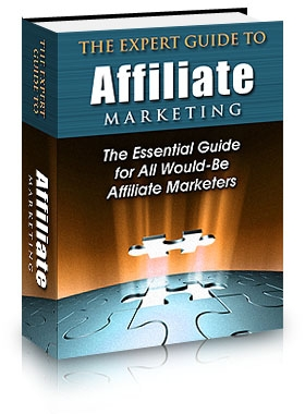 The Expert Guide to Affiliate Marketing The Essential Guide for All Would-Be Affiliate Marketers