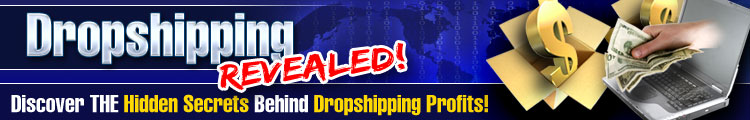 Dropshipping Revealed! Discover THE Hidden Secrets Behind Dropshipping Profits!