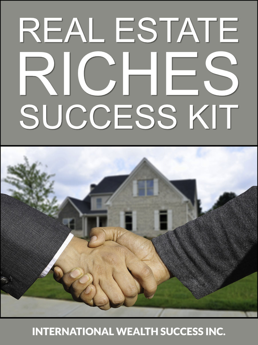Real Estate Riches Success Kit