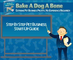 Bake a Dog a Bone Pet Bakery Business