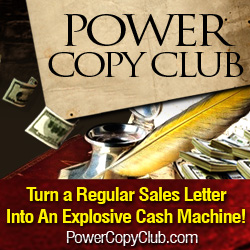 Power Copy Club Make Money Online Free Membership