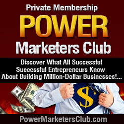 Power Marketers Club Make Money Online Free Membership