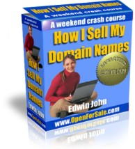 How I Sell My Domain Names