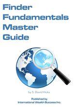 Finder Fundamentals Master Guide