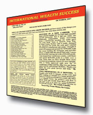 International Wealth Success Newsletter