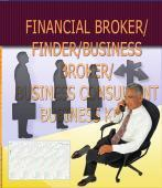 Financial Broker | Finder | Business Broker | Business Consultant Kit