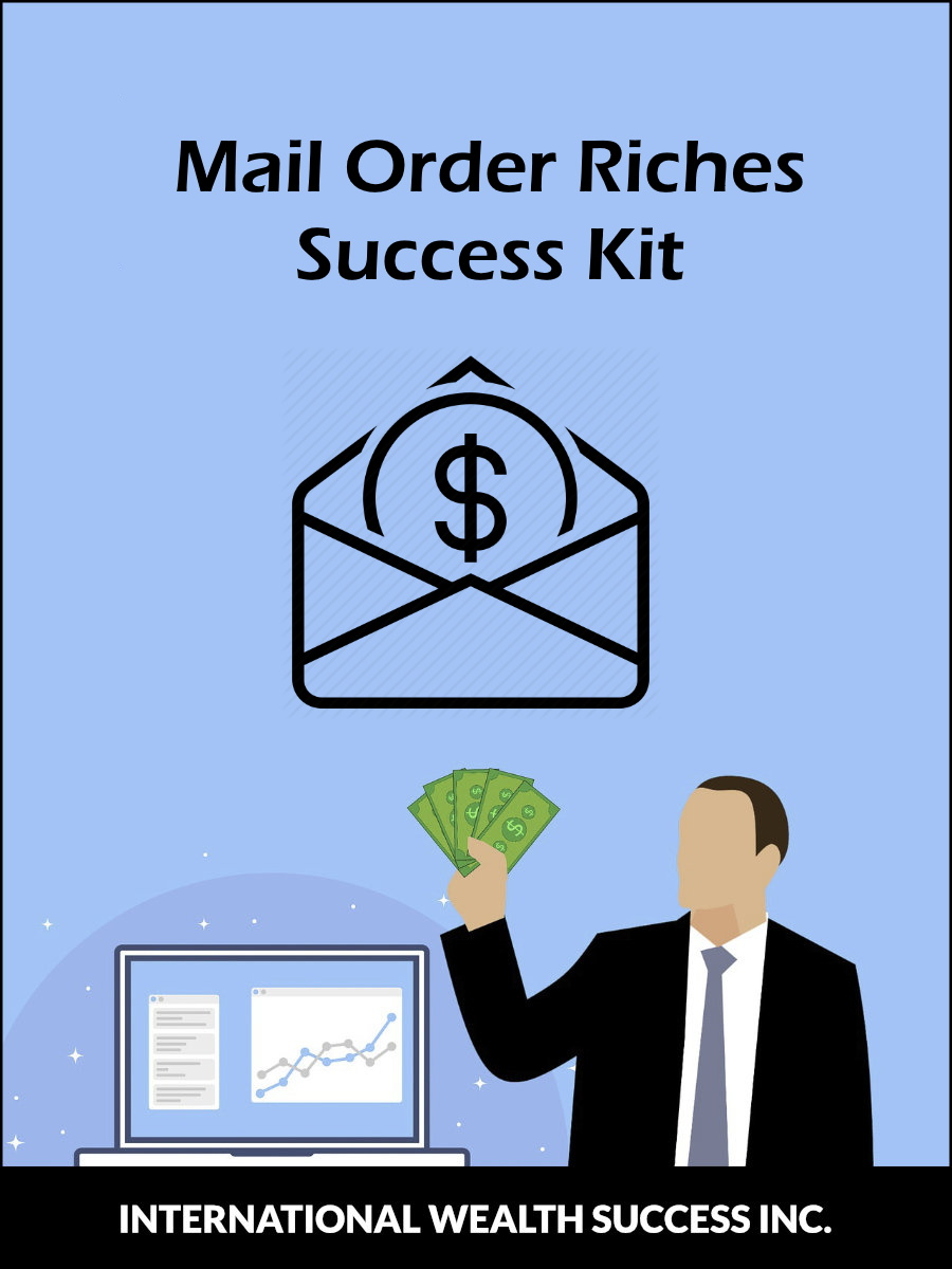 Kail Order Riches Success Kit