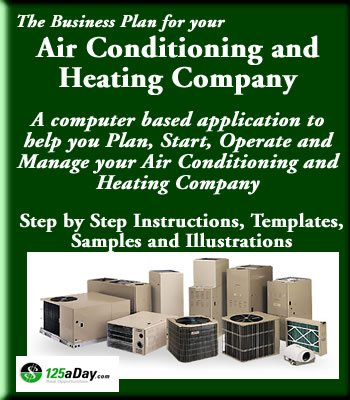 Heating and Air Conditioning (HVAC) online document writer
