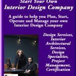 Start Your Own Interior Design Company