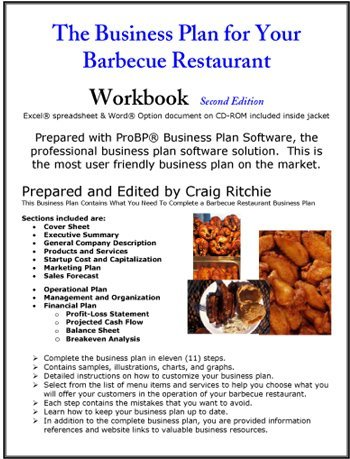 Free child care center business plan template, small business