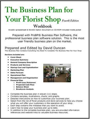 sample small business plan for health store