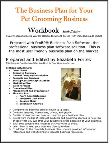How to Write a Dog Grooming Business Plan