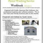Power Washing Service Business Plan
