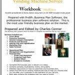 Vending Machine Service Business Plan