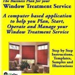 Window Treatment Service Business Plan