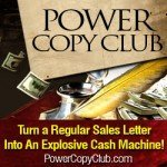 Writing Good Sales Copy