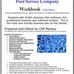 Pool Service Company Business Plan