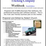 Trucking Company Business Plan
