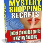 Mystery Shopping Secrets eBook Preview
