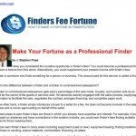 Finder's Fee Fortune