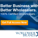 Wholesale Suppliers and Dropshippers