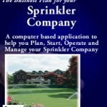 Sprinkler System Company Business Plan