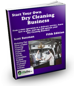 how to open a dry cleaning business